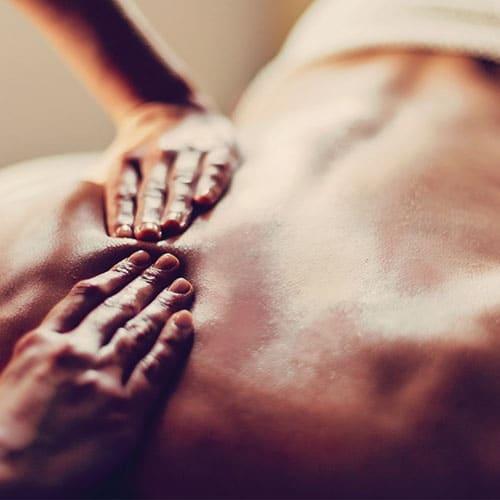 skøn massage